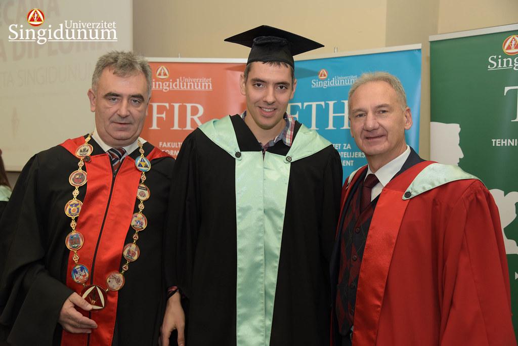 Svecana dodela diploma - FIR I TF - Amfiteatar - 2017 - 81