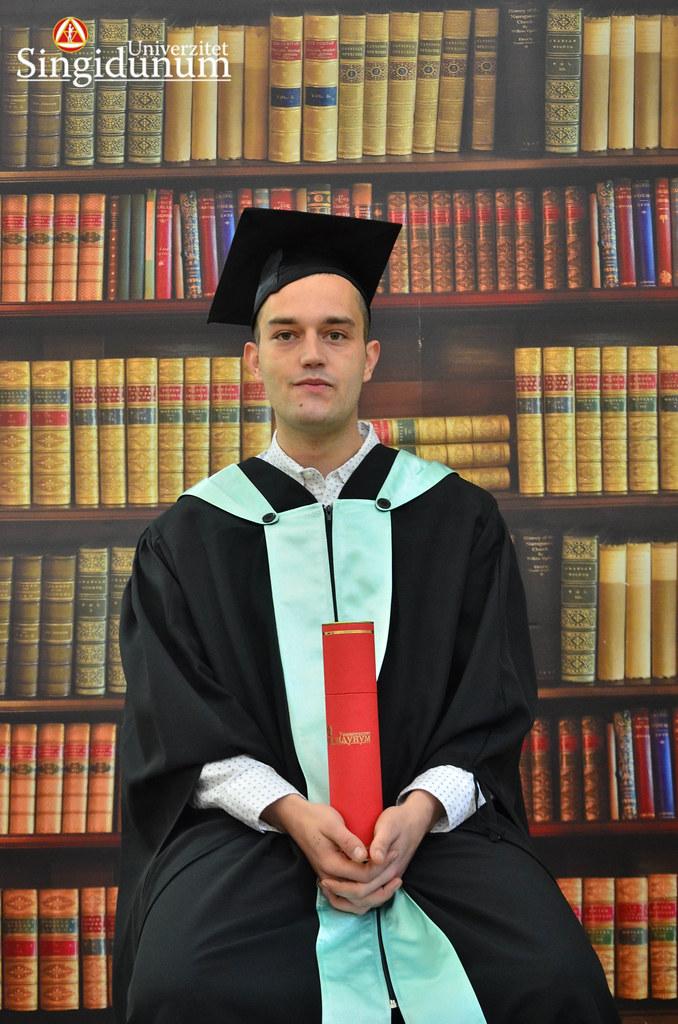 Svecana dodela diploma - Biblioteka FTHM 2017 -69