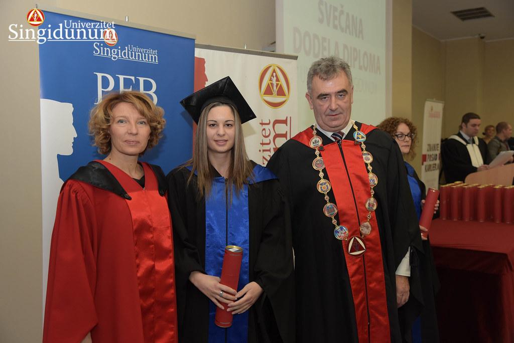 Svecana dodela diploma - Amfiteatar - PFB - 2017 - 60