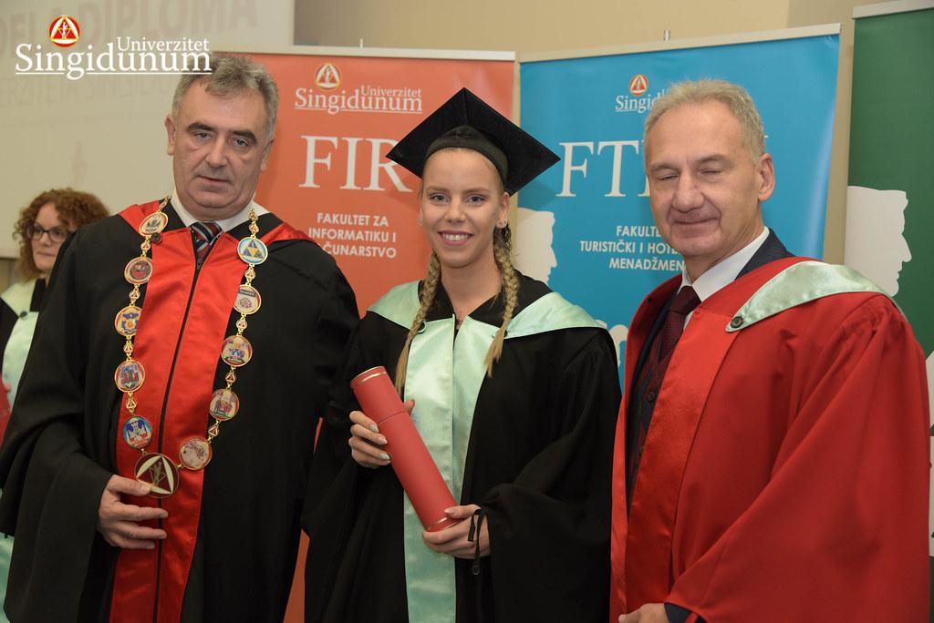 Svecana dodela diploma - FIR I TF - Amfiteatar - 2017 - 54