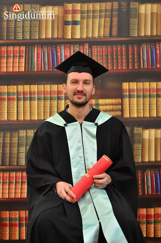 Svecana dodela diploma - Biblioteka FTHM 2017 -46