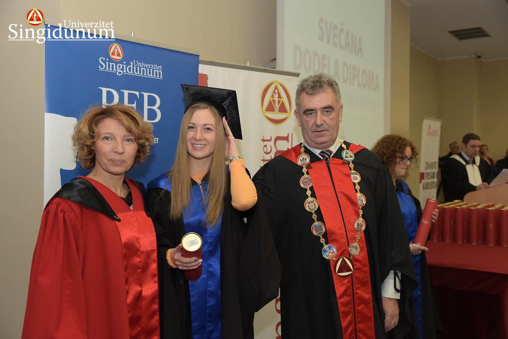 Svecana dodela diploma - Amfiteatar - PFB - 2017 - 28