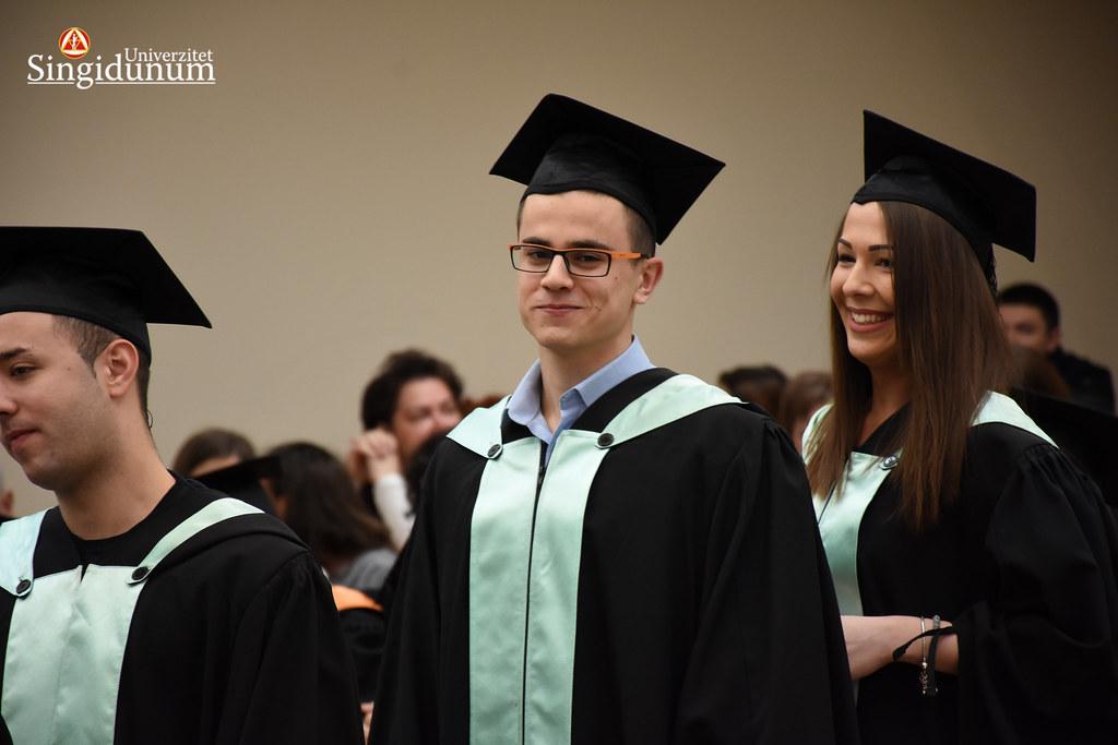 Svecana dodela diploma - atmosfera - 2017 - 400