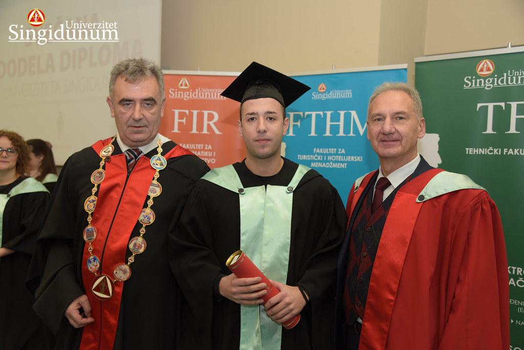 Svecana dodela diploma - FIR I TF - Amfiteatar - 2017 - 95