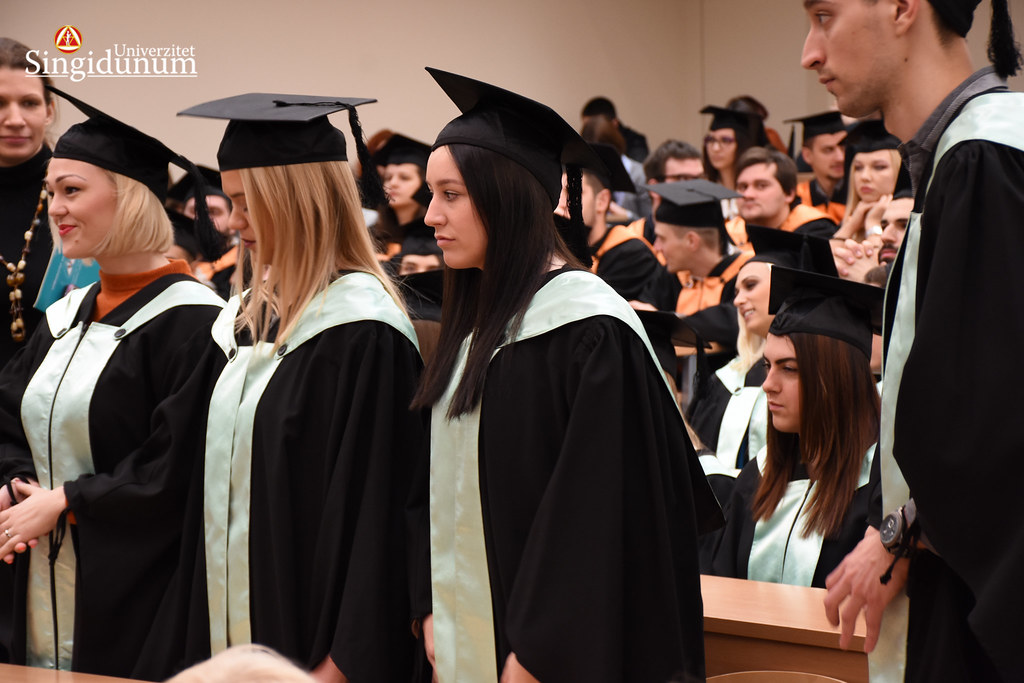 Svecana dodela diploma - atmosfera - 2017 - 363