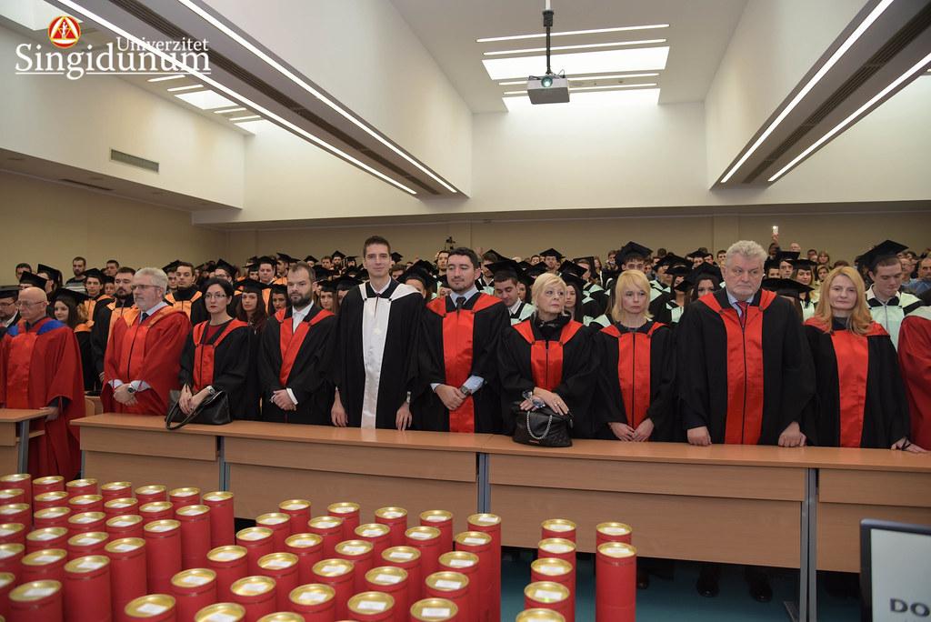 Svecana dodela diploma - FIR I TF - Amfiteatar - 2017 - 89