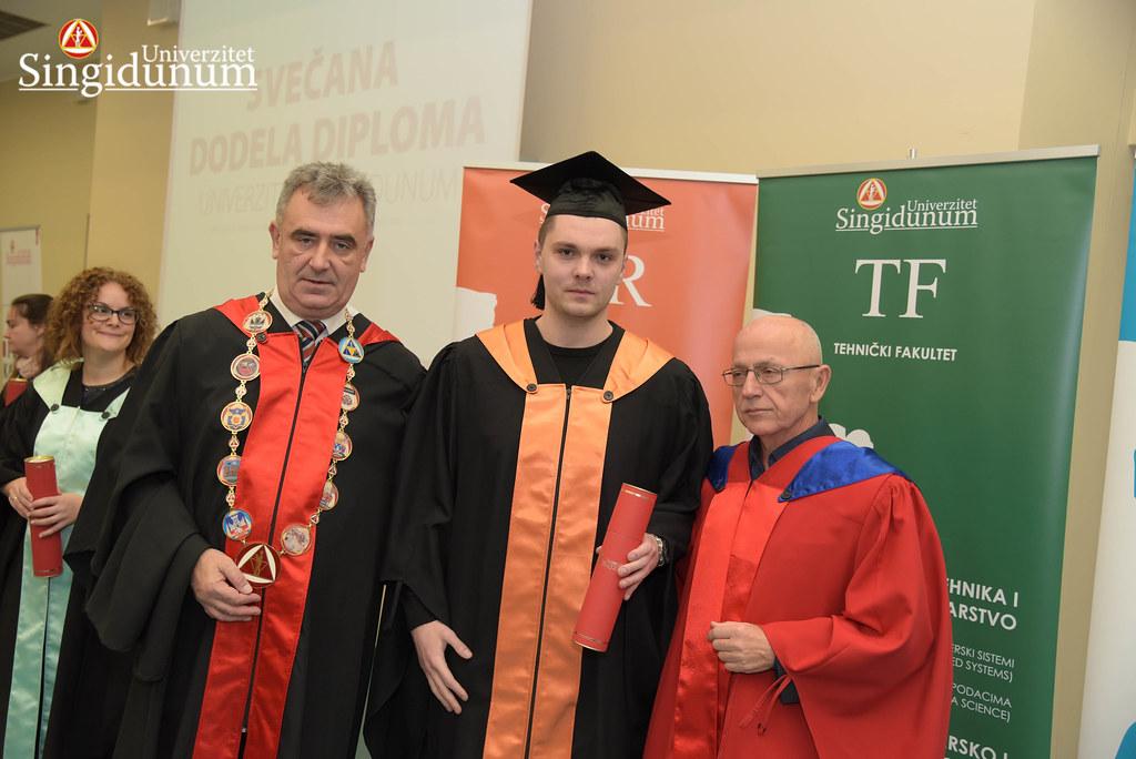 Svecana dodela diploma - FIR I TF - Amfiteatar - 2017 - 39