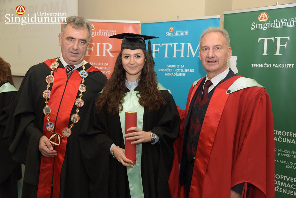 Svecana dodela diploma - FIR I TF - Amfiteatar - 2017 - 102