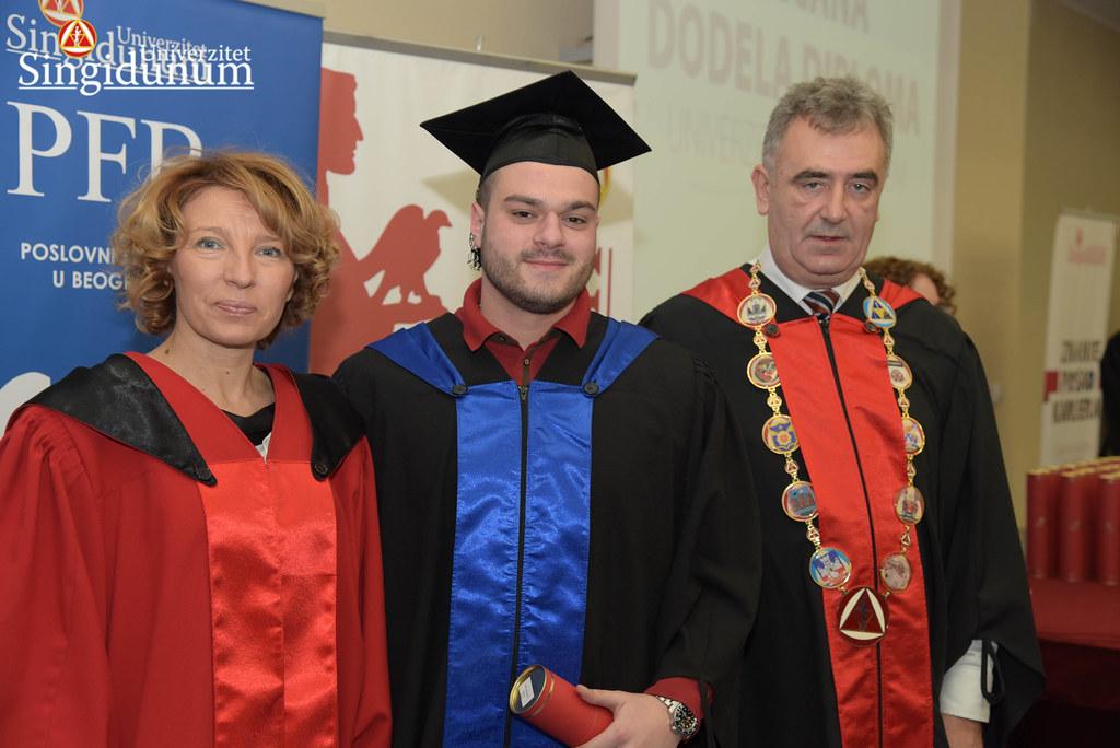 Svecana dodela diploma - Amfiteatar - PFB - 2017 - 5