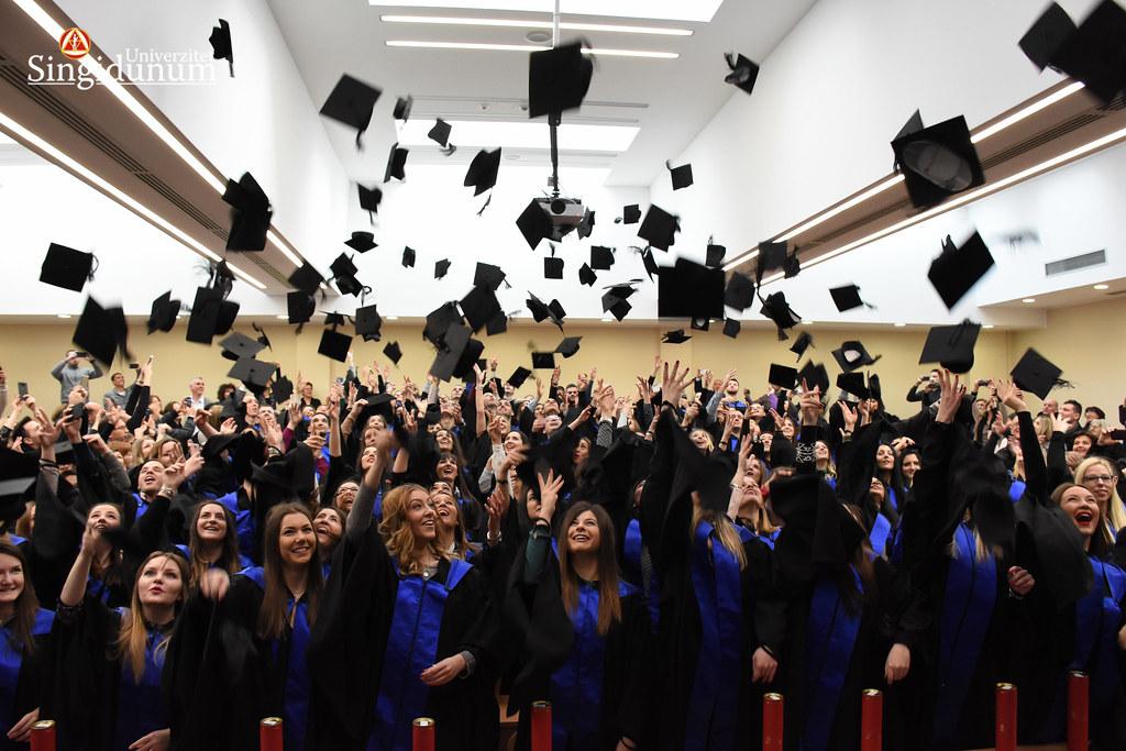 Svecana dodela diploma - atmosfera - 2017 - 299