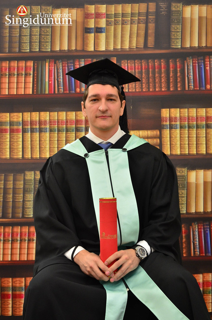 Svecana dodela diploma - Biblioteka FTHM 2017 -59
