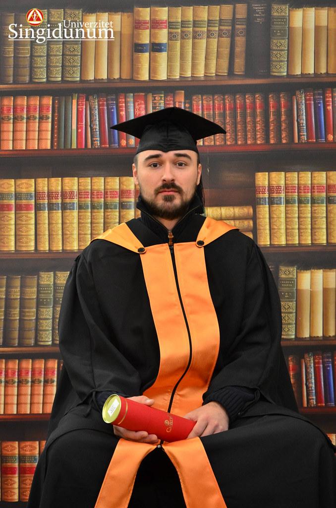 Svecana dodela diploma - Biblioteka FIR I TF 2017 -3