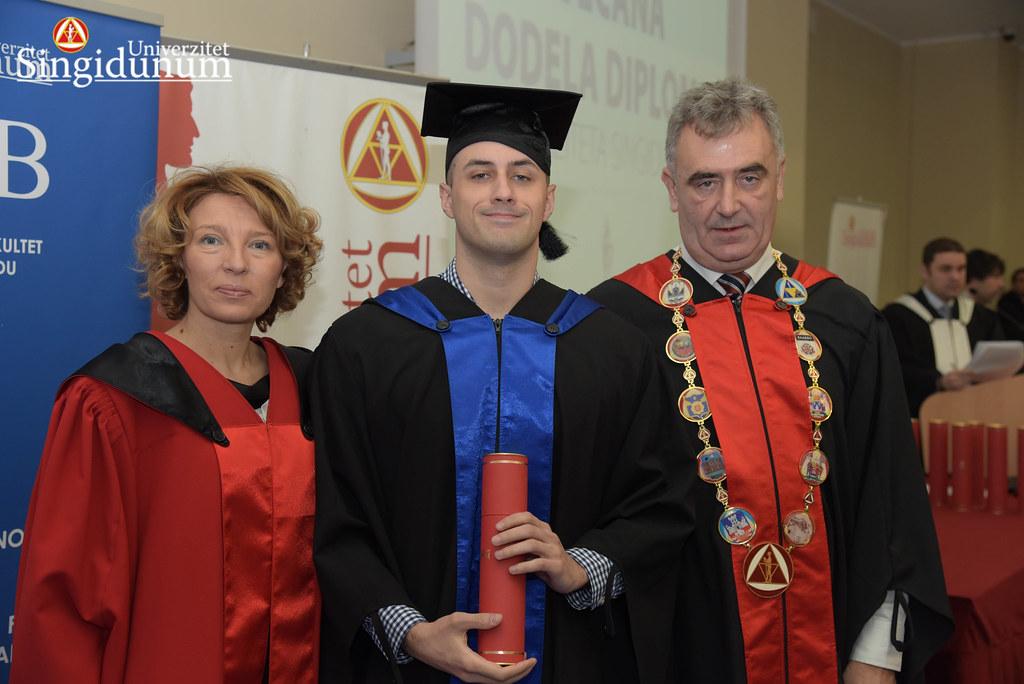 Svecana dodela diploma - Amfiteatar - PFB - 2017 - 87