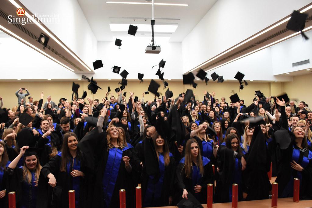 Svecana dodela diploma - atmosfera - 2017 - 306