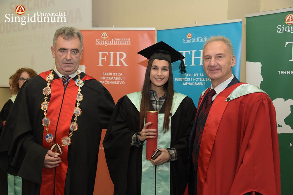Svecana dodela diploma - FIR I TF - Amfiteatar - 2017 - 71