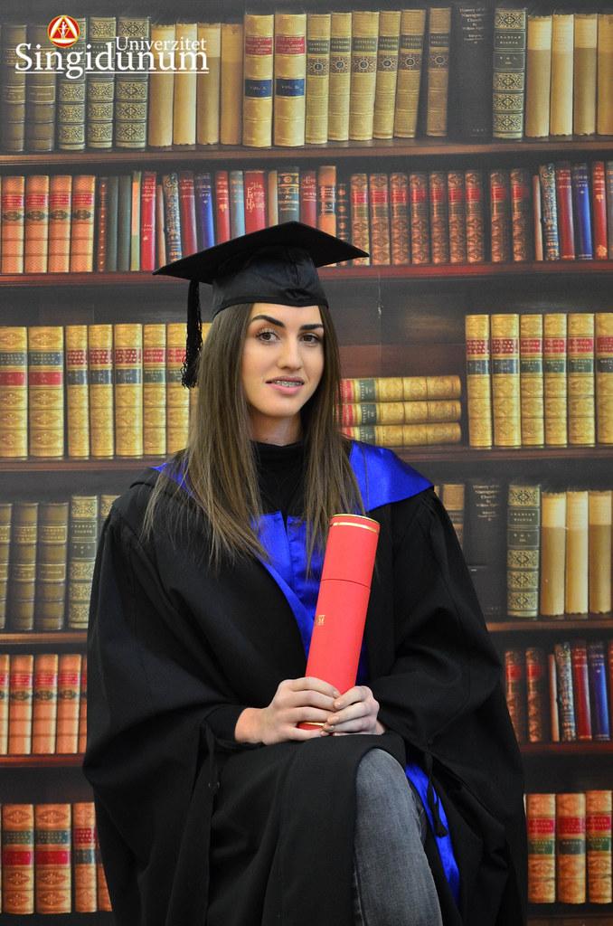 Svecana dodela diploma - Biblioteka PFB 2017 -113