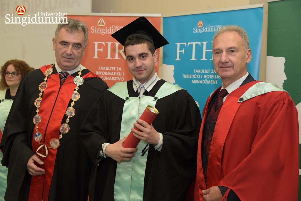 Svecana dodela diploma - FIR I TF - Amfiteatar - 2017 - 55
