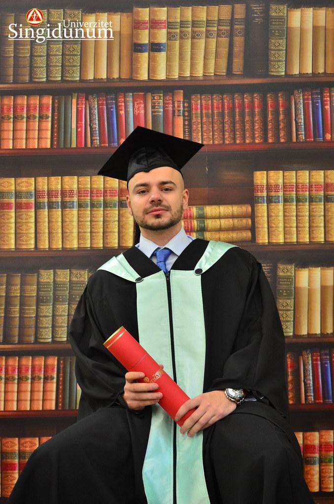 Svecana dodela diploma - Biblioteka FTHM 2017 -40