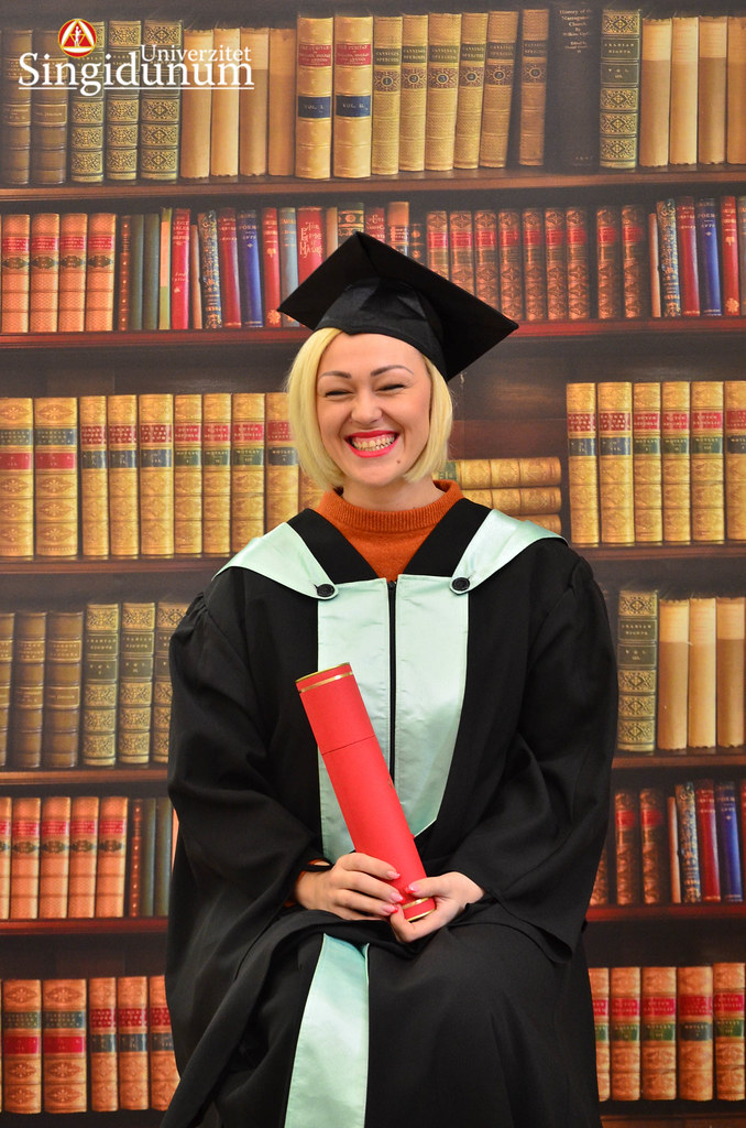 Svecana dodela diploma - Biblioteka FTHM 2017 -12