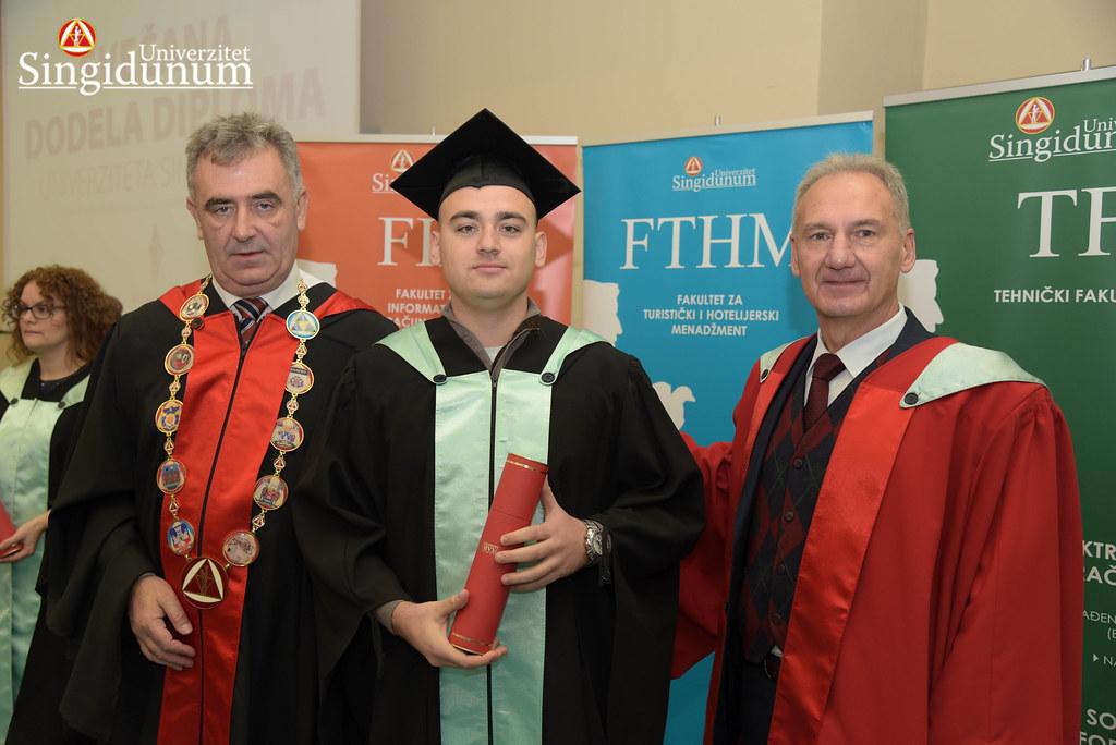 Svecana dodela diploma - FIR I TF - Amfiteatar - 2017 - 104