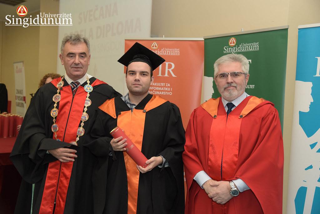 Svecana dodela diploma - FIR I TF - Amfiteatar - 2017 - 142