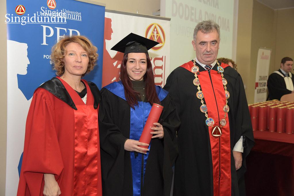 Svecana dodela diploma - Amfiteatar - PFB - 2017 - 171