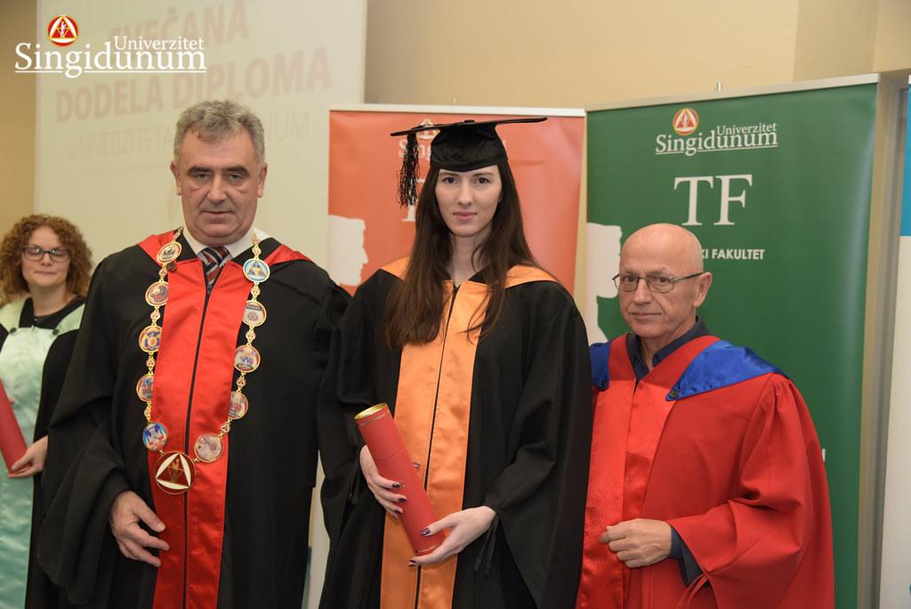 Svecana dodela diploma - FIR I TF - Amfiteatar - 2017 - 35
