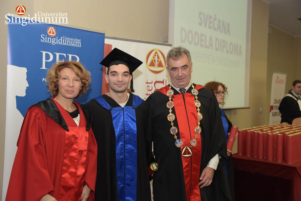 Svecana dodela diploma - Amfiteatar - PFB - 2017 - 132