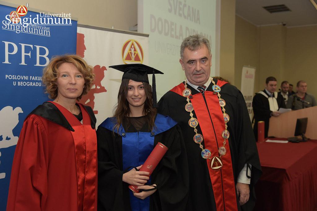 Svecana dodela diploma - Amfiteatar - PFB - 2017 - 98