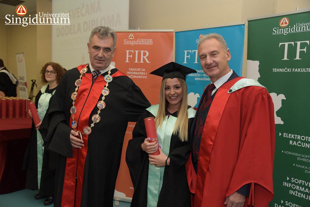 Svecana dodela diploma - FIR I TF - Amfiteatar - 2017 - 129