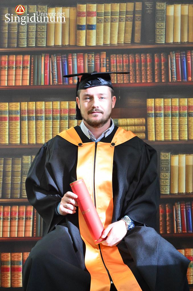 Svecana dodela diploma - Biblioteka FIR I TF 2017 -29