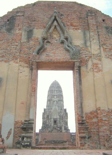 Wat Ratchaburana -- Ayutthaya, Thailand