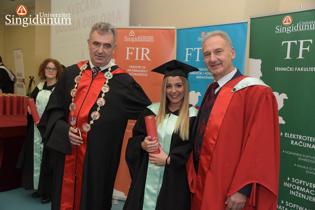 Svecana dodela diploma - FIR I TF - Amfiteatar - 2017 - 130