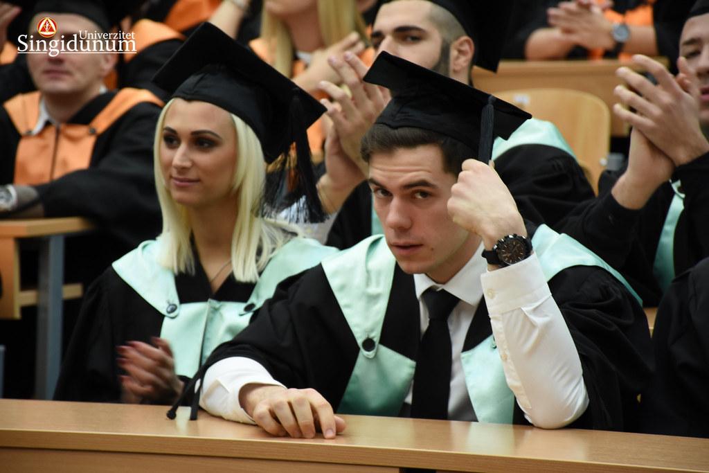 Svecana dodela diploma - atmosfera - 2017 - 382
