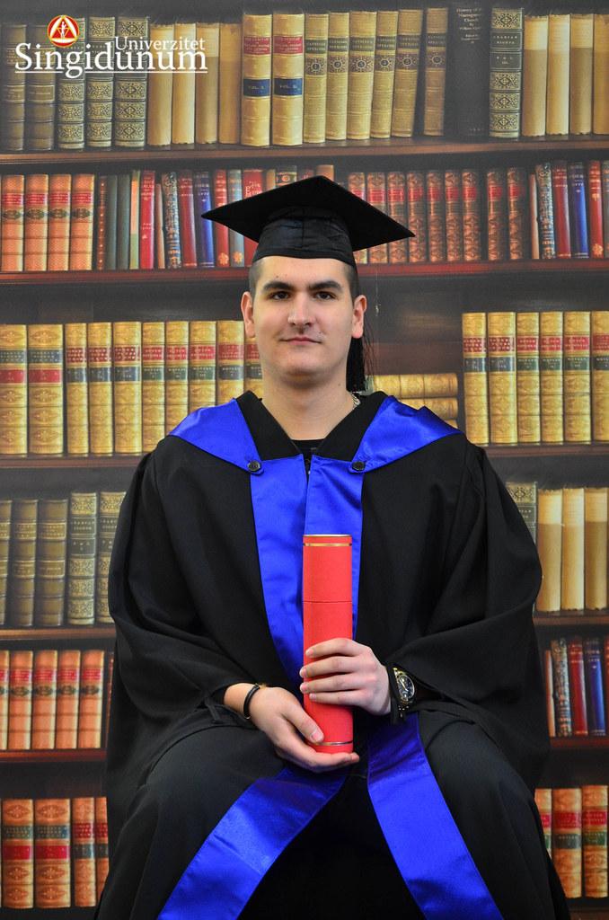 Svecana dodela diploma - Biblioteka PFB 2017 -32