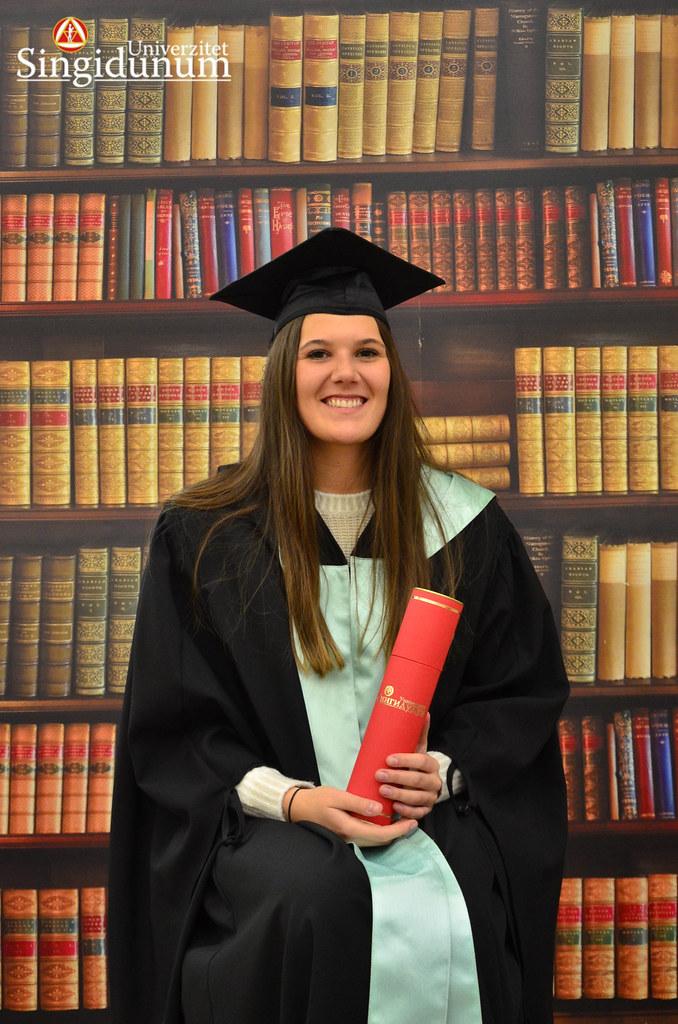 Svecana dodela diploma - Biblioteka FTHM 2017 -66