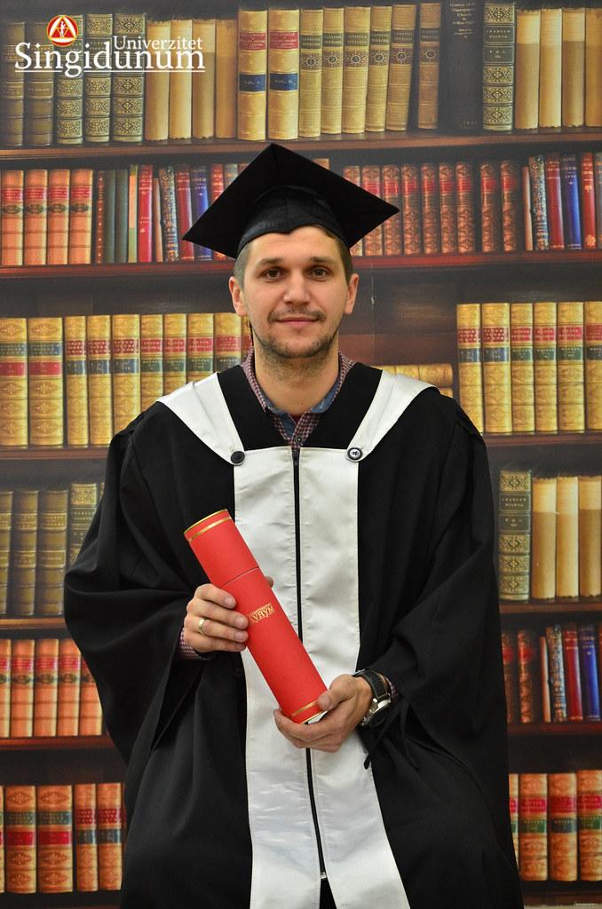 Svecana dodela diploma - Biblioteka Master studije 2017 -10