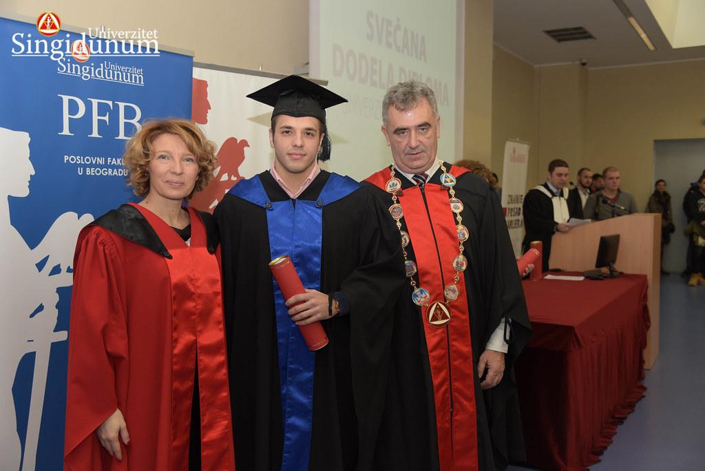 Svecana dodela diploma - Amfiteatar - PFB - 2017 - 97