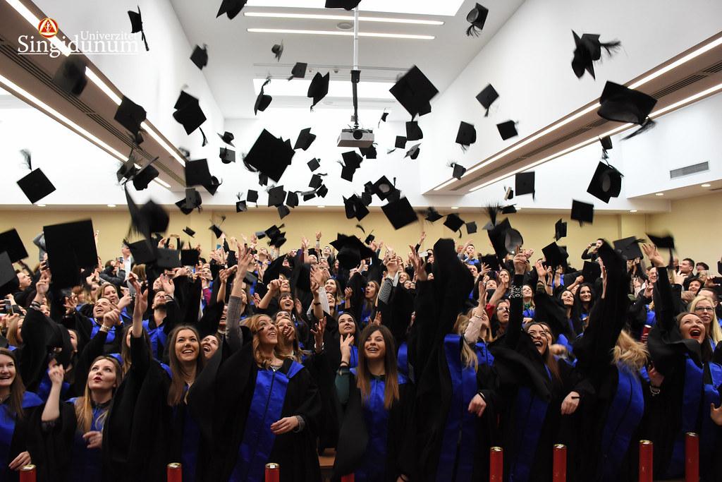 Svecana dodela diploma - atmosfera - 2017 - 300