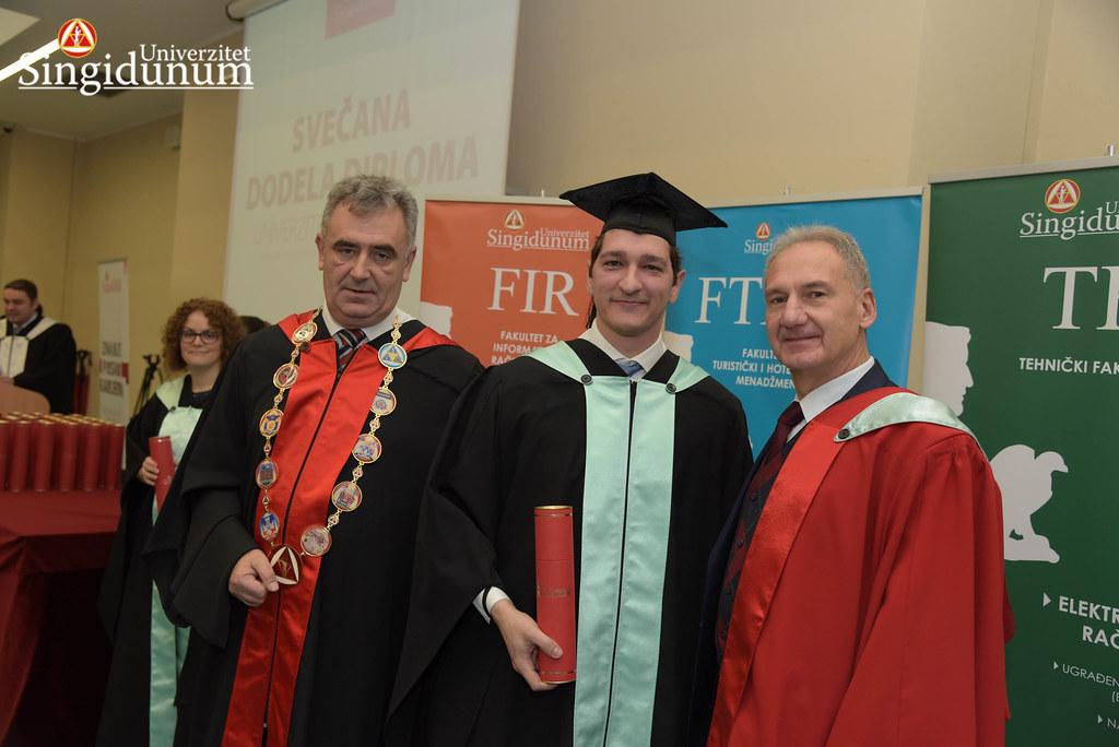 Svecana dodela diploma - FIR I TF - Amfiteatar - 2017 - 128