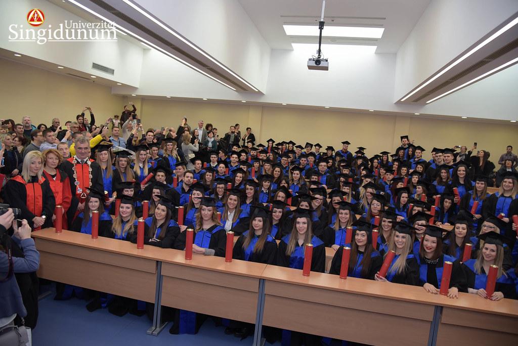 Svecana dodela diploma - Amfiteatar - PFB - 2017 - 105
