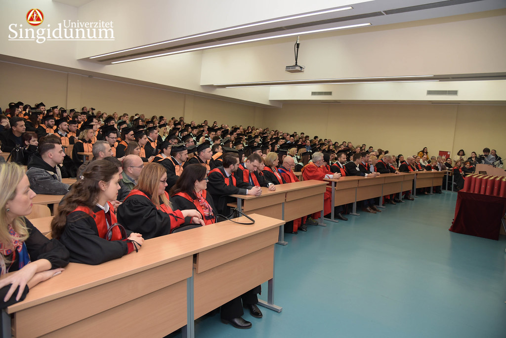 Svecana dodela diploma - FIR I TF - Amfiteatar - 2017 - 50
