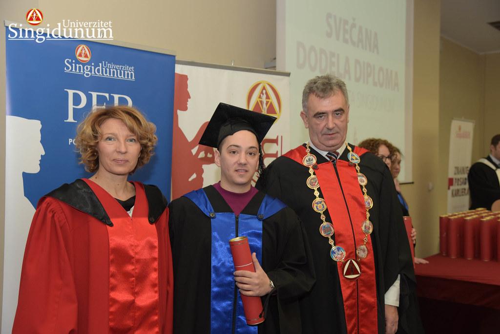 Svecana dodela diploma - Amfiteatar - PFB - 2017 - 199