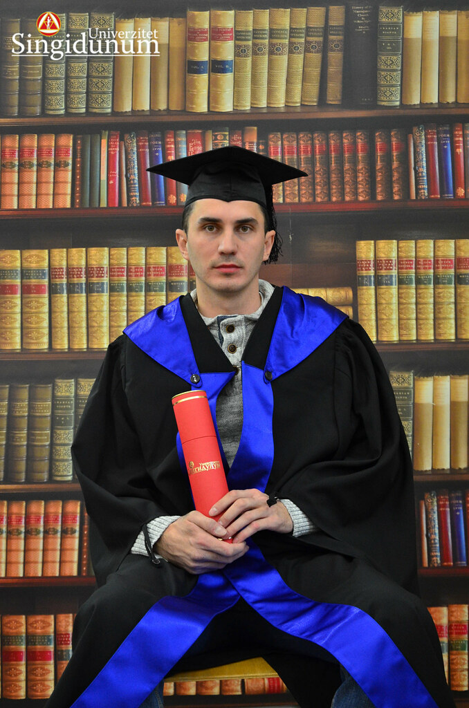 Svecana dodela diploma - Biblioteka PFB 2017 -81