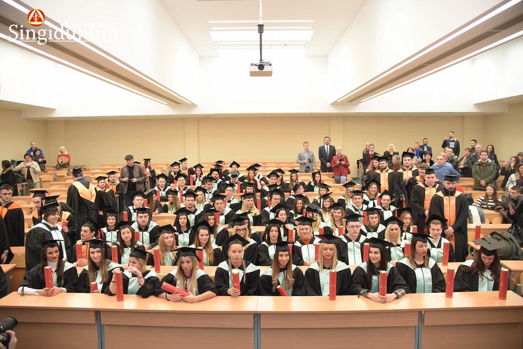 Svecana dodela diploma - FIR I TF - Amfiteatar - 2017 - 45