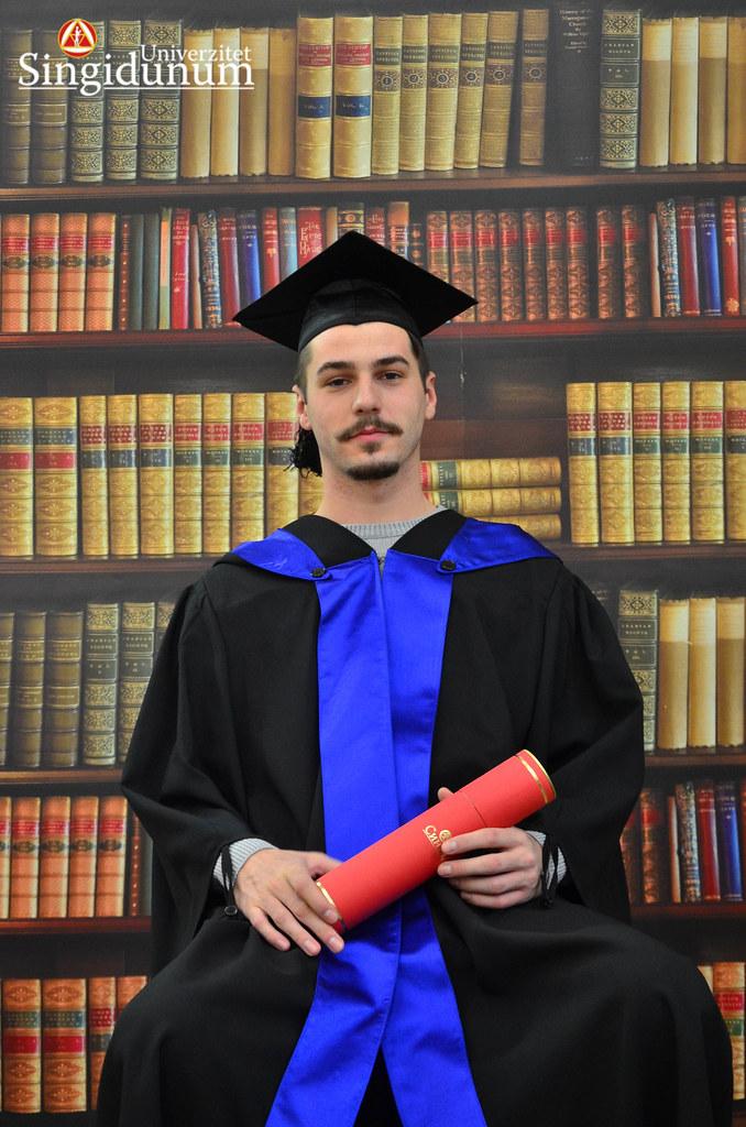 Svecana dodela diploma - Biblioteka PFB 2017 -86