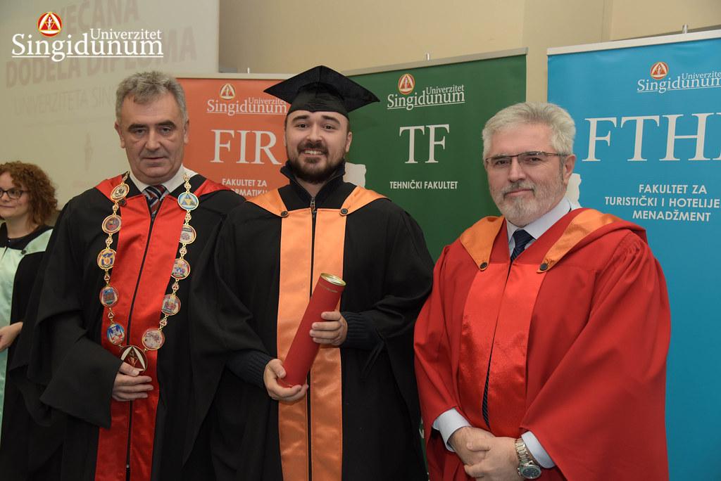 Svecana dodela diploma - FIR I TF - Amfiteatar - 2017 - 132