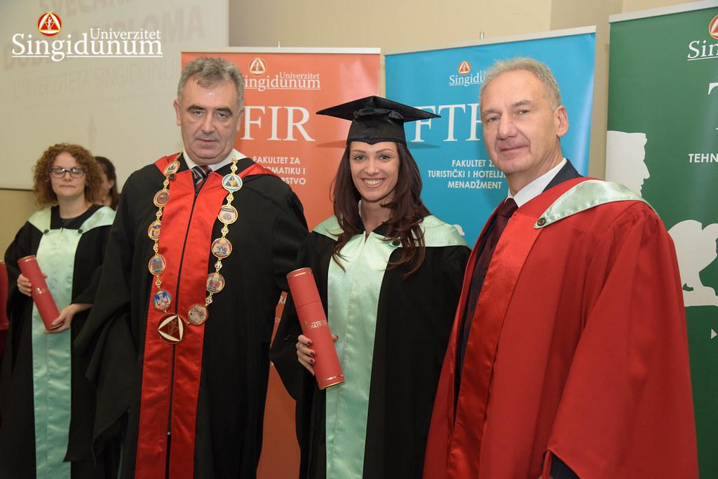 Svecana dodela diploma - FIR I TF - Amfiteatar - 2017 - 52