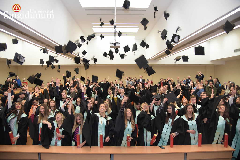 Svecana dodela diploma - FIR I TF - Amfiteatar - 2017 - 48