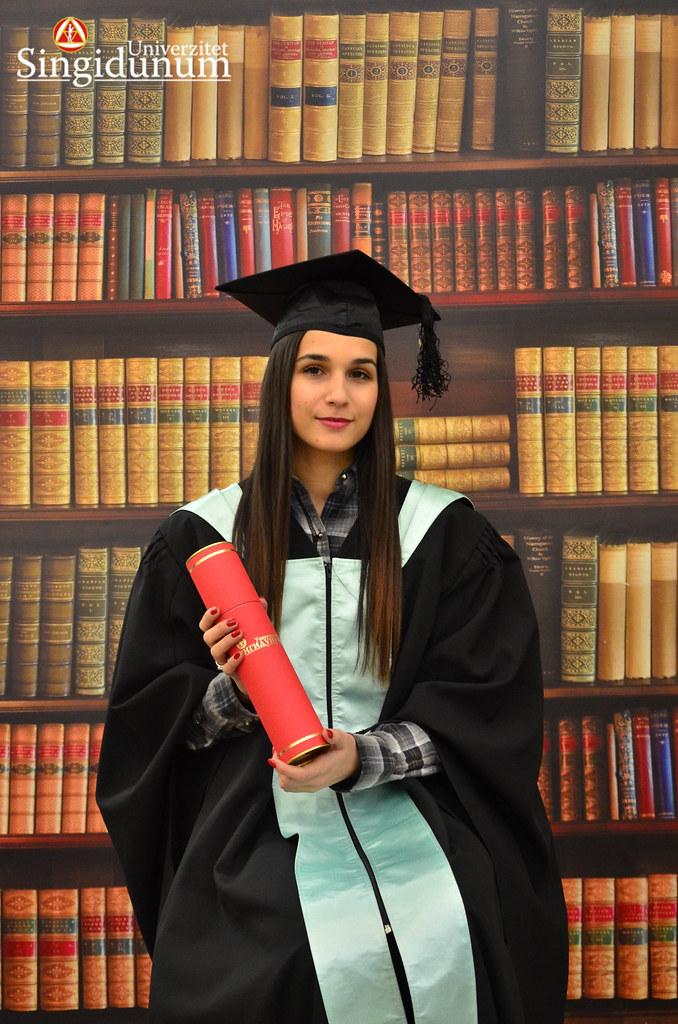 Svecana dodela diploma - Biblioteka FTHM 2017 -24